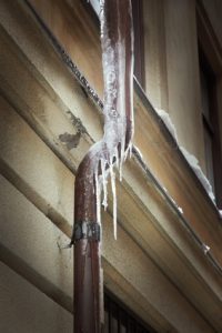 Frozen pipes Minneapolis