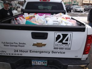 24Restore Giving Back