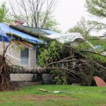 Storm Damaged Homes