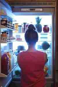 refrigerator cleanup