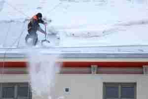 de-icing roof