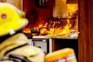 fire damage repair st paul, fire damage cleanup st paul