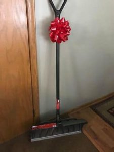 new shovel